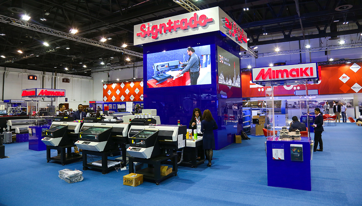 Mimaki joins Signtrade in Celebrating 30th Anniversary